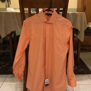 Tommy Hilfiger Dress Shirt- 15' neck, 22/23 length